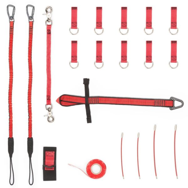 Essentials 10 Tool Tether Kit