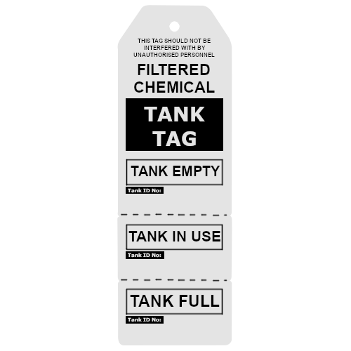 Tank FilteredChemical